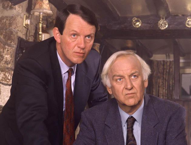 TV detectives