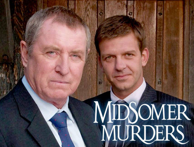 TV Detectives midsomer murders