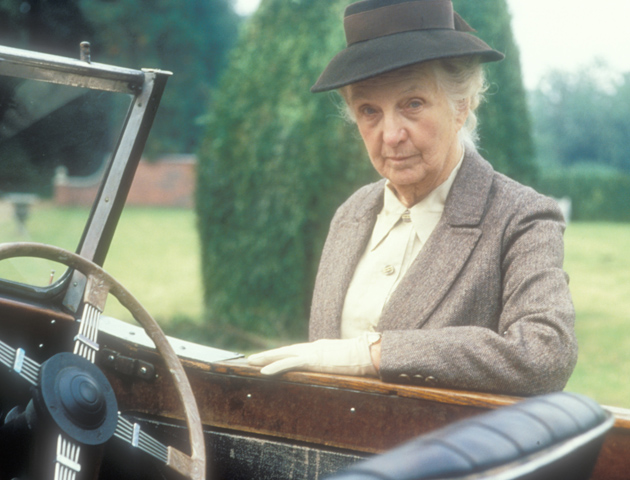 TV Detectives Miss Marple