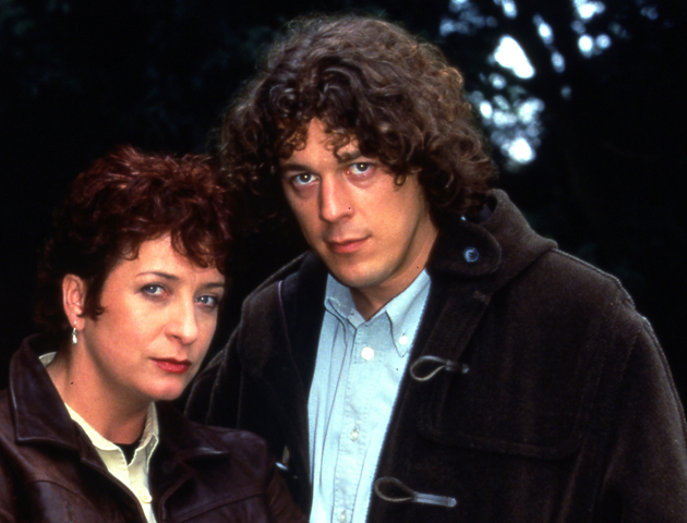 TV Detectives Jonathan Creek