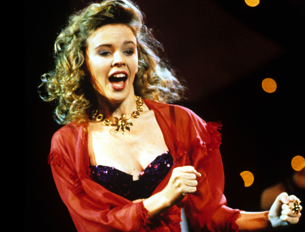 Kylie Minogue 80s pop quiz
