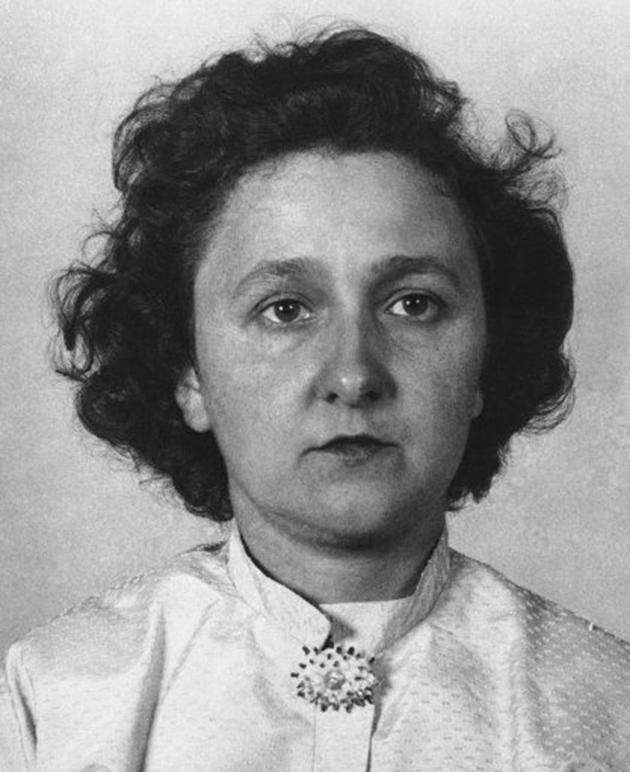 Pretty Russian Woman Prominent Figure