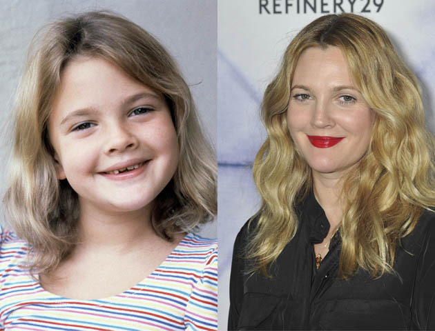 Celebs: Then and Now Pics | Celebs: Then and Now Photos ...