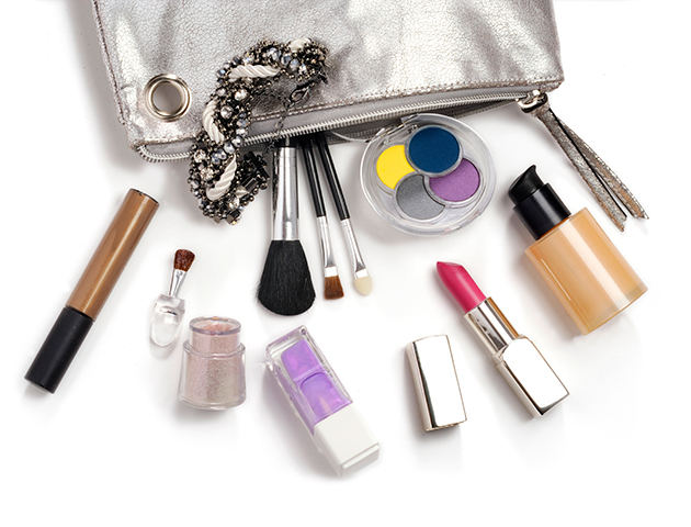 Picture of a make-up bag