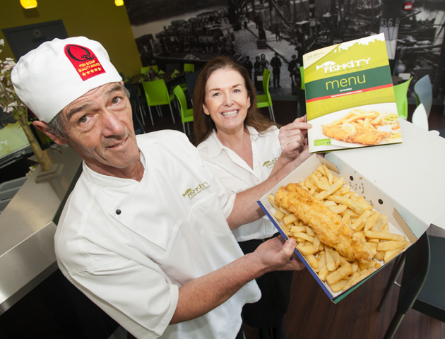 Amazing fish and chip shops that you have to try life for Pete s fish and chips owner murdered