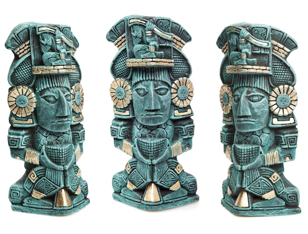 The ancient aliens - What happened to the Mayan people?