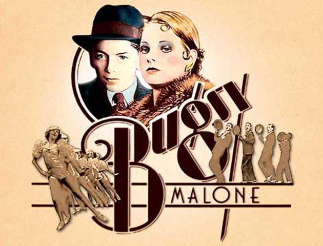 Bugsy Malone Poster 70s Film Bugsy Malone Poster