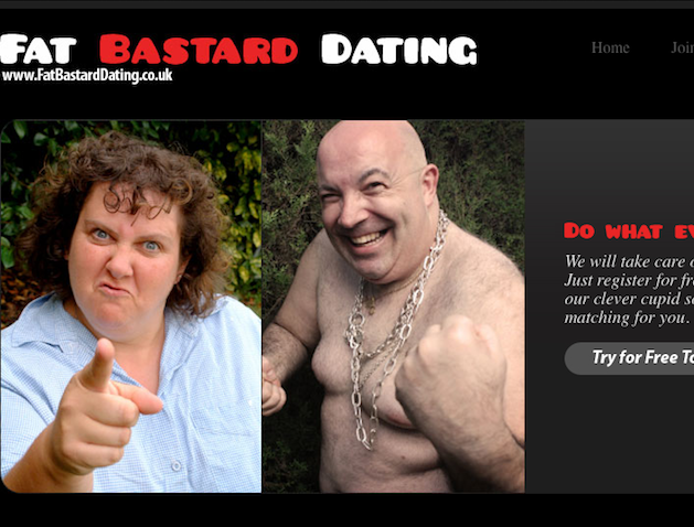 Funniest dating site pics