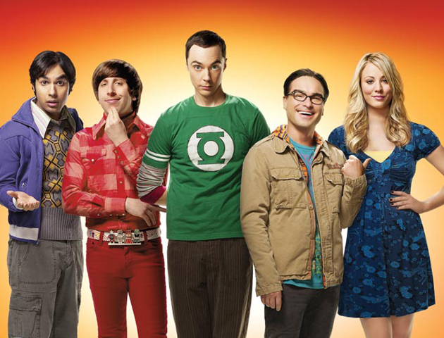 are you as much of a big bang theory geek as you thought you were