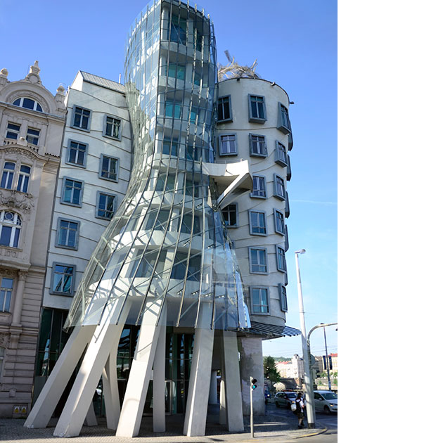 Wonky Buildings 9 Of The Best
