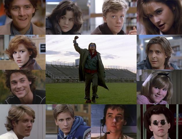 The ultimate 80s Brat Pack film quiz