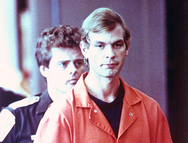 jeffrey dahmer capture