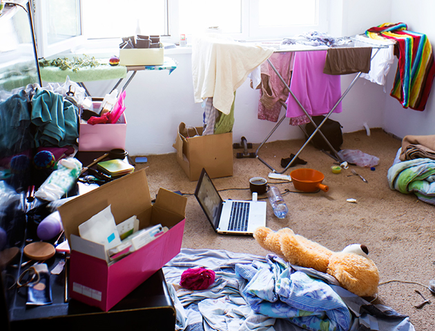12 Disgusting Things Found In Teenagers Bedrooms Life