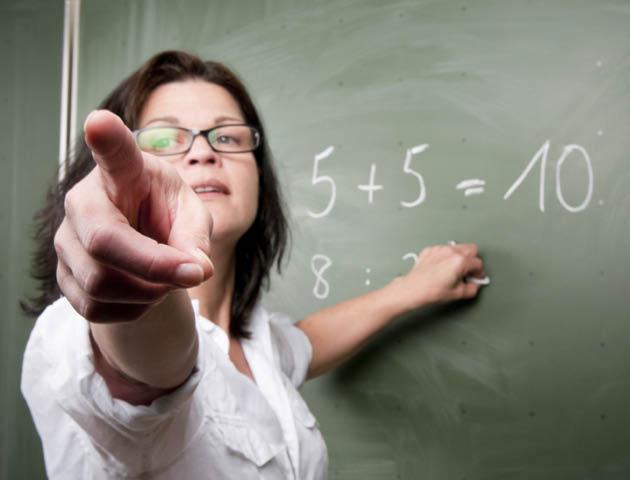 Teachers parents
