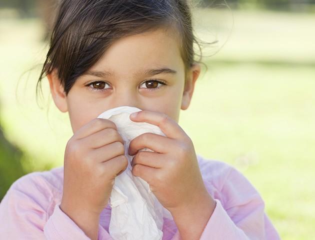 the kid with nosebleeds