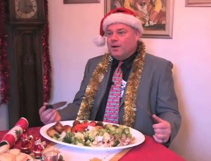 this man has spent over 500000 celebrating christmas every single day since 1993 - Who Celebrates Christmas