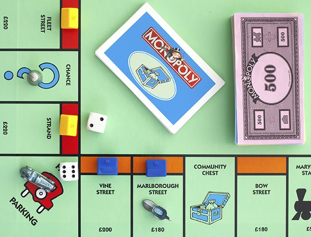 things you never knew about Monopoly