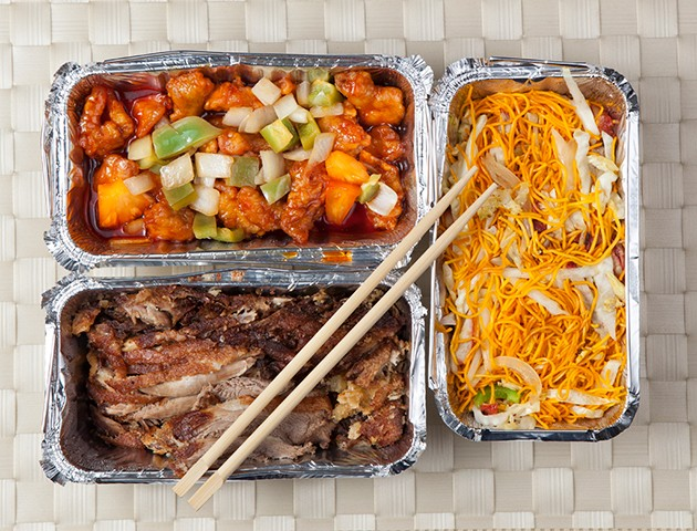 takeaway chinese food