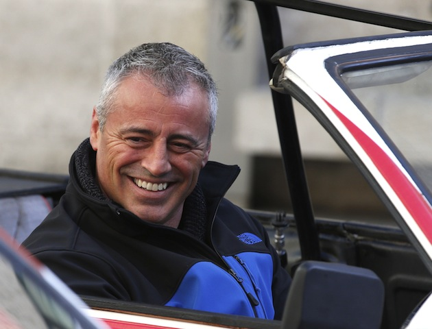 Mechanic Near Me >> 14 things you probably didn't know about Matt LeBlanc