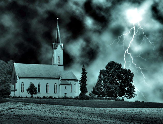 10 haunted churches that will leave you scared