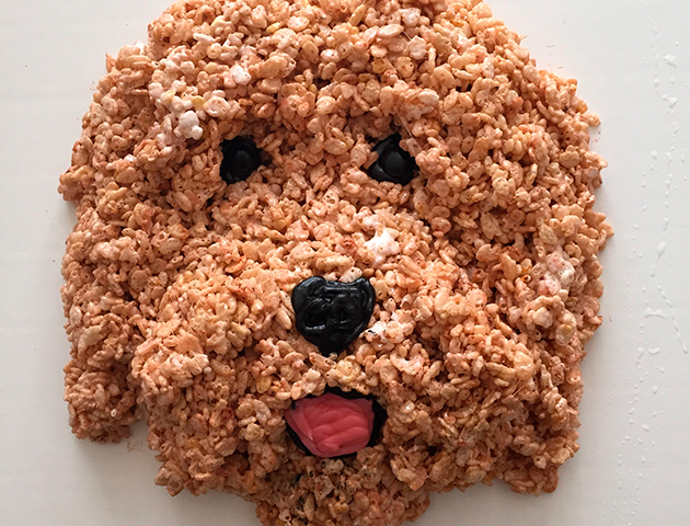 14 amazing pieces of art with Rice Krispies