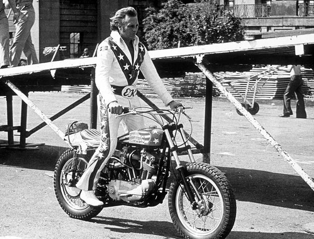 KnochenbrГјche Evel Knievel