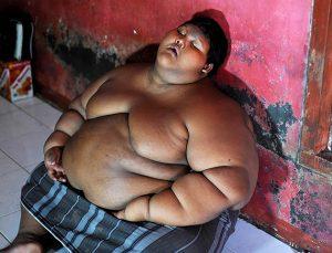 Fattest woman in porn