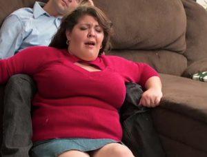 Chubby Teen Orgasm