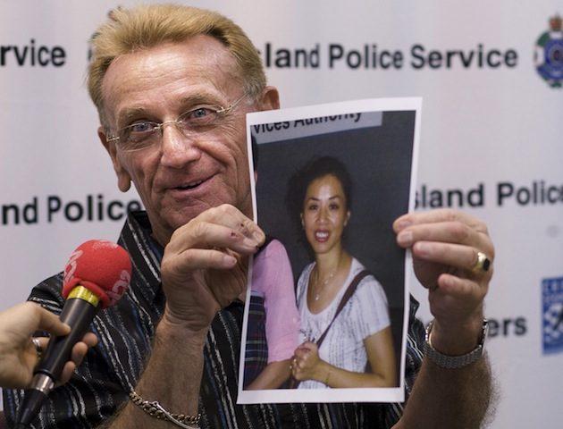 Li Ping Cao murder case, Cairns, Australia - 14 Nov 2011