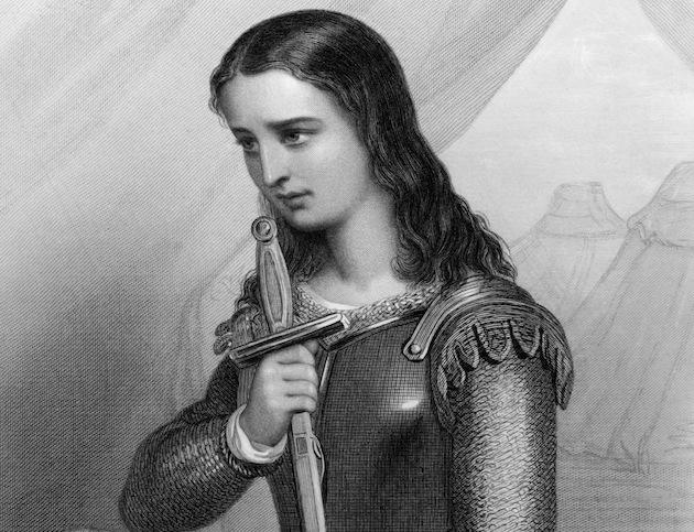 life of saint joan of arc
