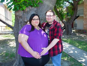 700lb Woman Who Wanted To Be Immobile Is Turning Her Life Around After Falling Pregnant