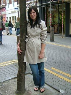 Claire - street chic