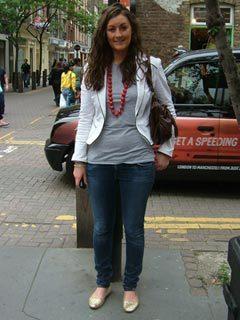 Holly - street chic