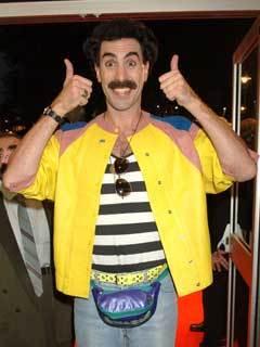 VIDEO: Sacha Baron Cohen to make Borat 2 - CelebsNow