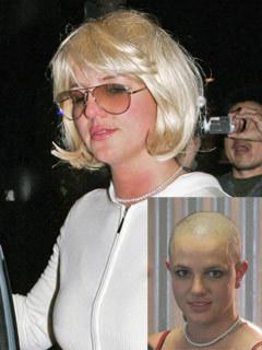 Britney double