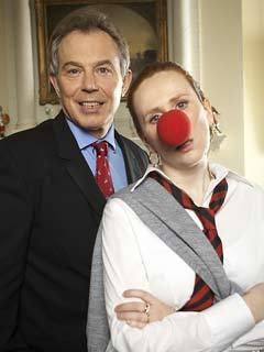 Tony Blair and Lauren
