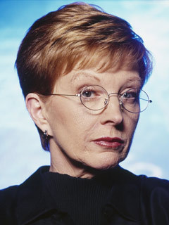 Anne Robinson says booze almost killed her