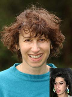 Amy Winehouse's mum Janis