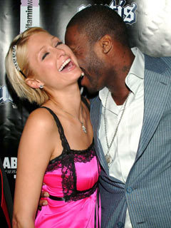 Did Paris Hilton And 50 Cent Hook Up Celebsnow