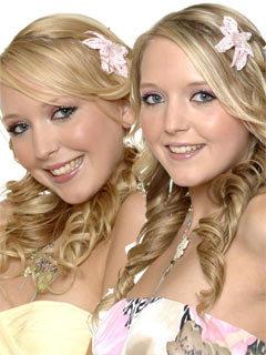 Big Brother twins Sam & Amanda Marchant launch naked