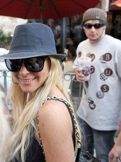 Riley Giles' ex: Lindsay Lohan ruined my life - CelebsNow