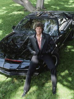 see video david hasselhoff to star in knight rider film celebsnow. Black Bedroom Furniture Sets. Home Design Ideas