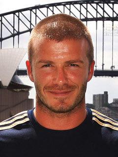 Is David Beckham Going Bald
