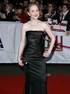 Coronation Street star Julia Haworth AKA Claire Peacock