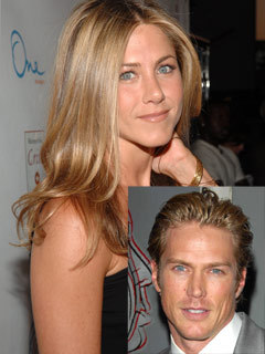 Jennifer Aniston rumoured to be dating Jason Lewis