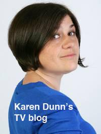 Karen Dunn TV blog