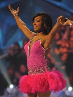 Dancing On Ice star Zaraah Abrahams
