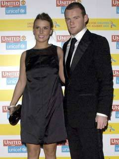 Coleen and Wayne