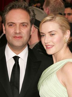 Sam Mendes & Kate Winslet