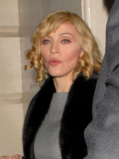 Madonna makes a surprise appearance